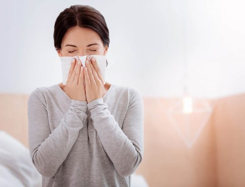 Is Your Air-Con Triggering Your Allergies?